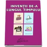 Inventii de-a lungul timpului (48 carduri)