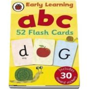 Ladybird early learning. ABC flash cards