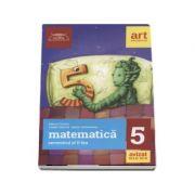 Matematica culegere pentru clasa a V-a - Colectia, clubul matematicienilor - Semestrul al II-lea (2018-2019)