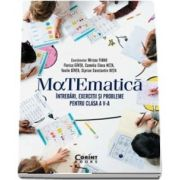 Matematica. Intrebari, exercitii si probleme pentru clasa a V-a de Mircea Fianu