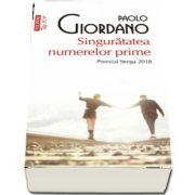 Paolo Giordano, Singuratatea numerelor prime (Colectia Top 10+)