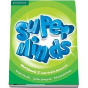 Super Minds Level 2 - Workbook with Online Resources - Herbert Puchta