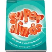 Super Minds Level 3 - Workbook with Online Resources - Herbert Puchta