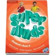 Super Minds Level 4 - Students Book with DVD-ROM - Herbert Puchta