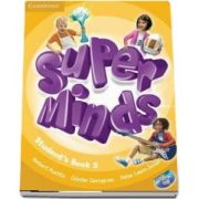 Super Minds Level 5 - Student s Book with DVD-ROM - Herbert Puchta