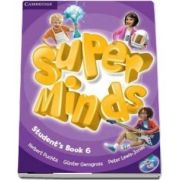 Super Minds Level 6 - Students Book with DVD-ROM - Herbert Puchta