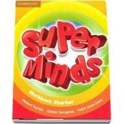 Super Minds Level Starter - Workbook - Herbert Puchta