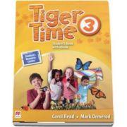 Tiger Time 3. Students Book with eBook - Autor: Read Carol, Mark Ormerod