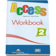 Access 2 workbook with Digibook App. Caietul elevului nivel elementary, level A2 (Editie 2018)