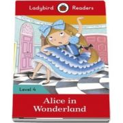 Alice In Wonderland - Ladybird Readers (Level 4)