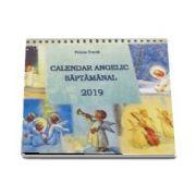 Calendar Angelic Saptamanal 2019
