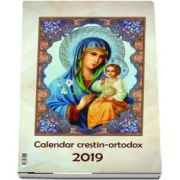 Calendar crestin-ortodox 2019