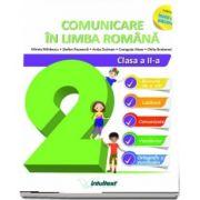Comunicare in limba romana, auxiliar pentru clasa a II-a - Colectia Inveti cu placere