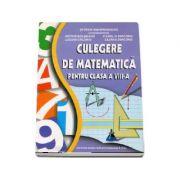 Culegere de matematica VIII (Stefan Smarandache)