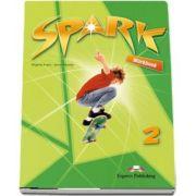 Curs de limba engleza Spark 2 Workbook with Digibook App - Virginia Evans