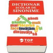 Dictionar scolar de sinonime