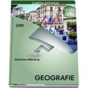 Geografie - Caietul elevului pentru clasa a VI-a