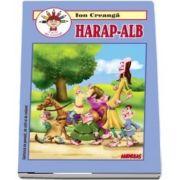 Harap-Alb. Carte de colorat