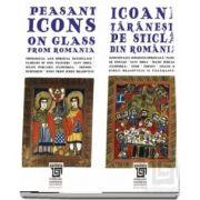 Icoane taranesti pe sticla din Romania, ed. bilingva (ro-eng)
