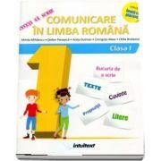 Inveti sa scrii! Comunicare in limba romana, clasa I - Colectia Inveti cu placere