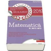 Matematică. Bacalaureat 2019. M_Mate-Info - Adrian Zanoschi