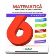 Matematica, culegere pentru clasa a VI-a. Suport teoretic si exercitii aplicative - Colectia Inveti cu placere