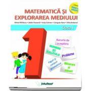 Matematica si explorarea mediului pentru clasa I - Colectia Inveti cu placere