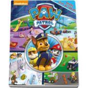 Paw Patrol - Patrula catelusilor. Prima carte de explorat