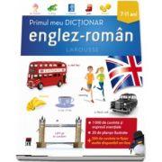 Primul meu dictionar englez-roman 7 - 11 ani