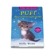 Holly Webb - Pufi, pisicuta ratacita in zapada