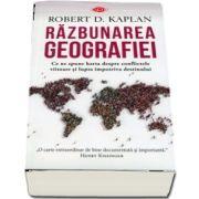 Razbunarea geografiei (Colectia Carte Pentru Toti, volumul 41)