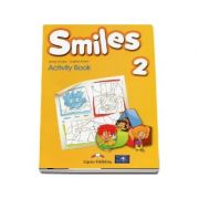 Smileys 2, Activity Book. Caiet pentru clasa a II-a