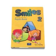 Smileys 2, Pupils Book. Manual pentru clasa a II-a