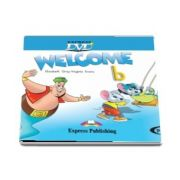Welcome Starter B - DVD. Curs limba engleza pentru clasa a II-a