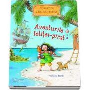 Aventurile fetitei-pirat - Seria Corabia zburatoare