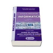 Bacalaureat 2009 Informatica - Intensiv PASCAL C/C++