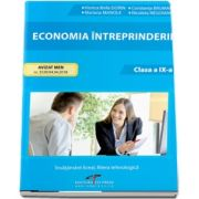 Economia intreprinderii, clasa a IX-a - Viorica-Bella Dorin