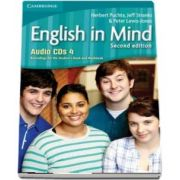 English in Mind. Audio CD, Level 4