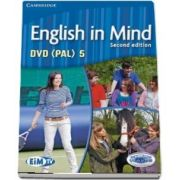 English in Mind. DVD, Level 5