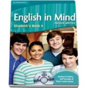 English in Mind. Studentss Book with DVD, Level 4