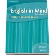 English in Mind. Teachers Resource Book, Level 4