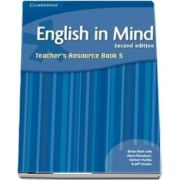 English in Mind. Teachers Resource Book, Level 5