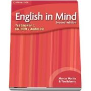 English in Mind. Testmaker CD-ROM and Audio CD, Level 1