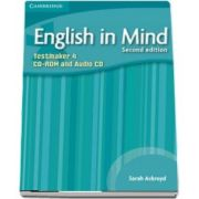 English in Mind. Testmaker CD-ROM and Audio CD, Level 4