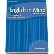 English in Mind. Testmaker CD-ROM and Audio CD, Level 5