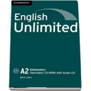 English Unlimited Elementary. Testmaker CD and audio CD