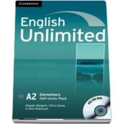 English Unlimited Elementary. Workbook with DVD