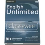 English Unlimited Intermediate. Classware DVD