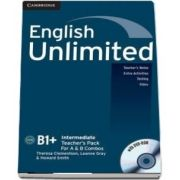 English Unlimited Intermediate. Teacher's Book with DVD-ROM