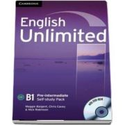 English Unlimited Pre-intermediate. Workbook with DVD